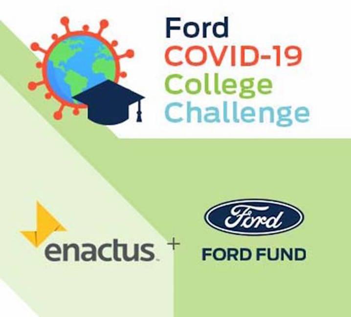 Ford Company Fund apoyará proyectos universitarios contra el Covid-19
