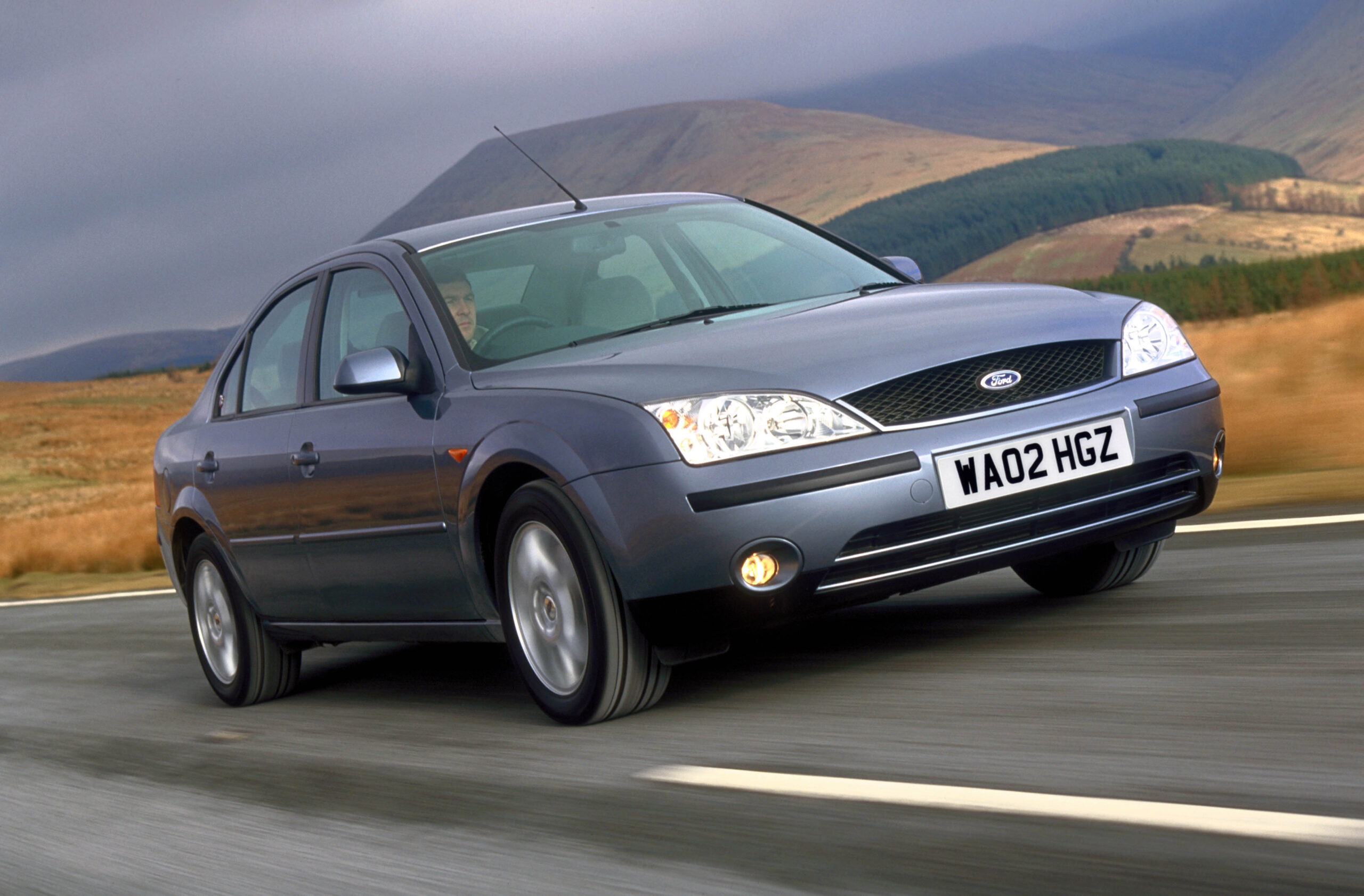 Ford Mondeo: el primer coche global de Ford