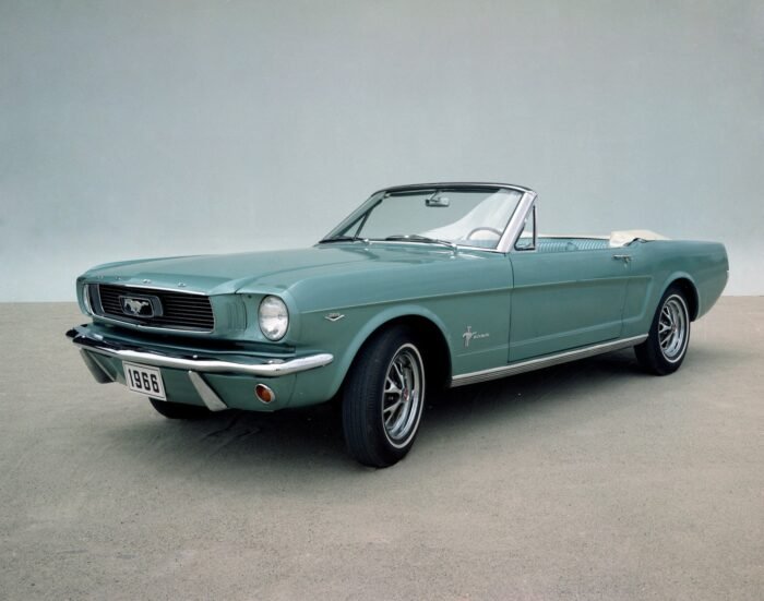 Ford Mustang Convertible-1966