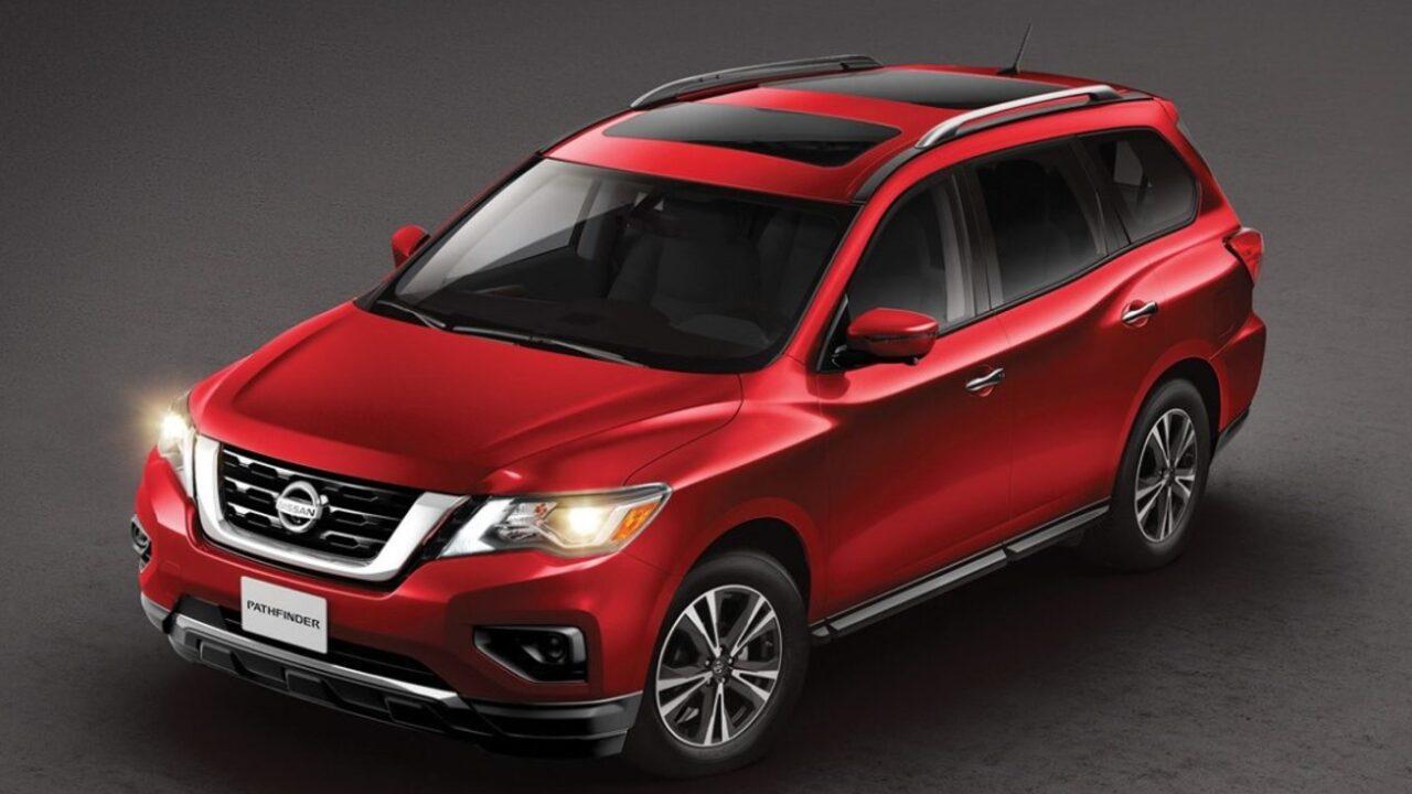 Nissan Pathfinder, el SUV de 7 pasajeros
