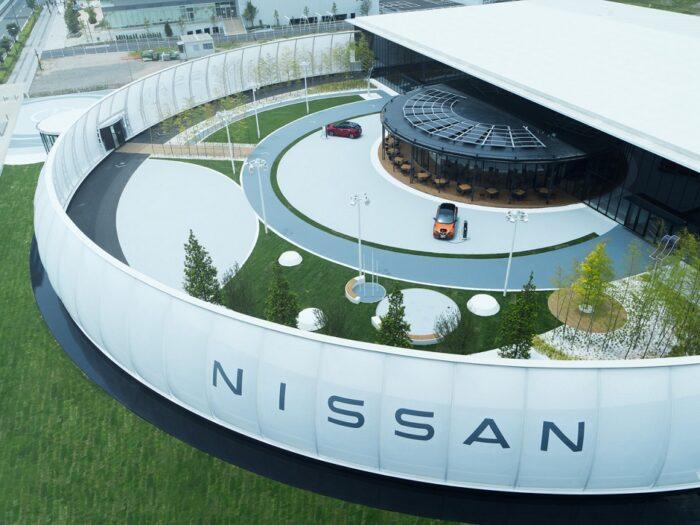 Nissan Pavillion