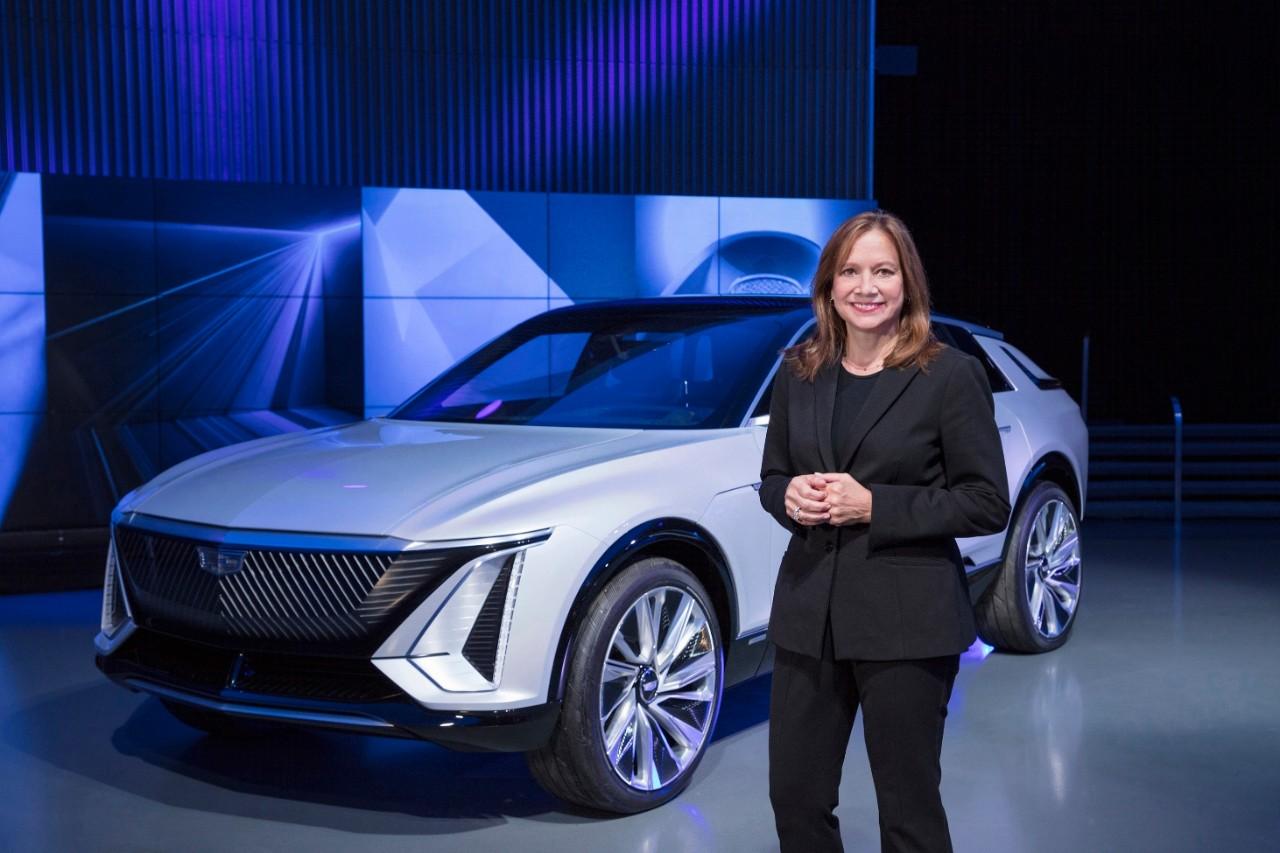 General Motors avanza en tecnología eléctrica y conducción autónoma