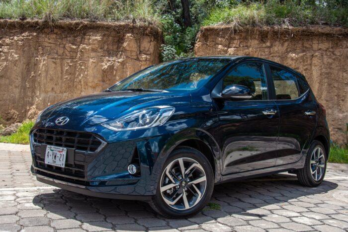 Hyundai Grand i10 2021-HB