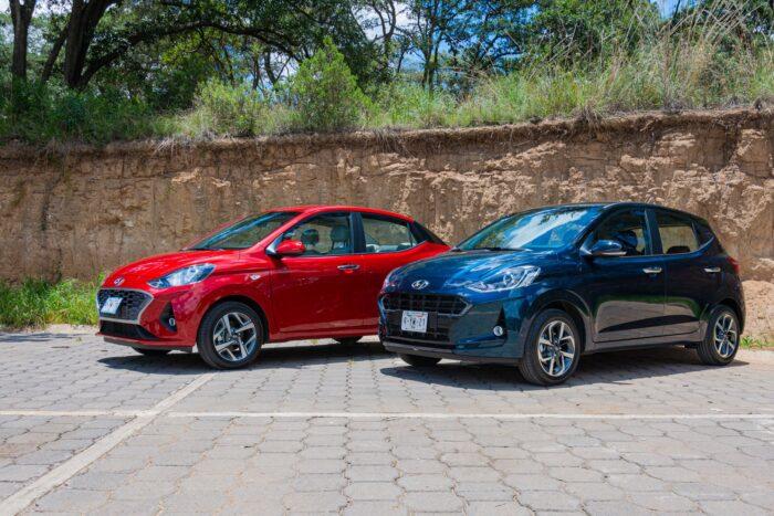 Hyundai Grand i10 2021 duo
