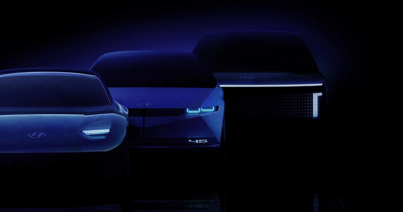 IONIQ, la nueva marca de eléctricos de Hyundai