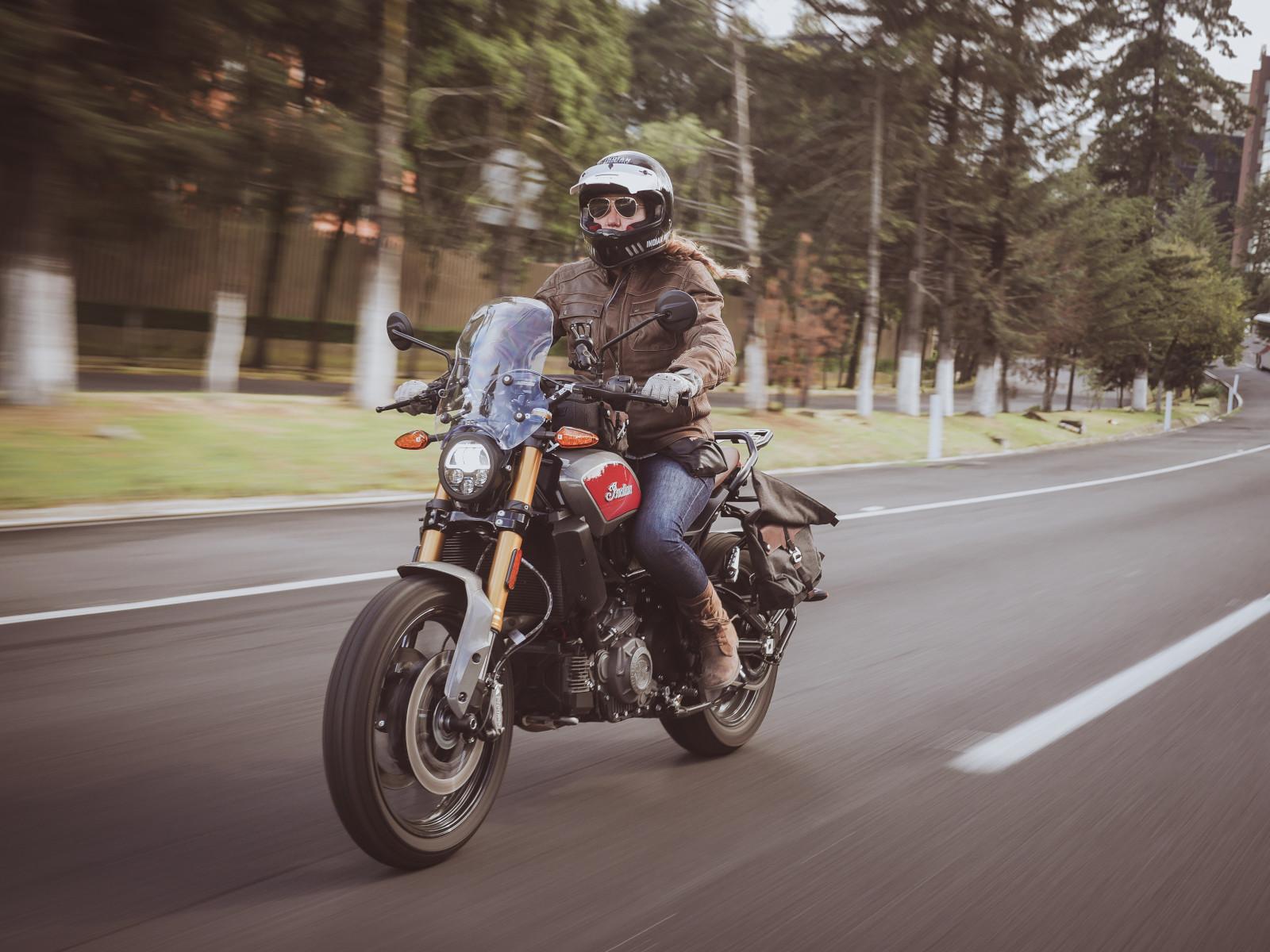 Indian Motorcycle se suma al International Female Ride Day