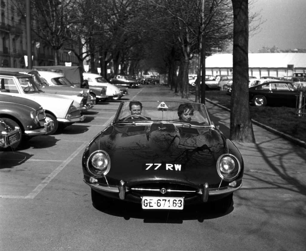 Jaguar Classic creará el E-type 60 Edition