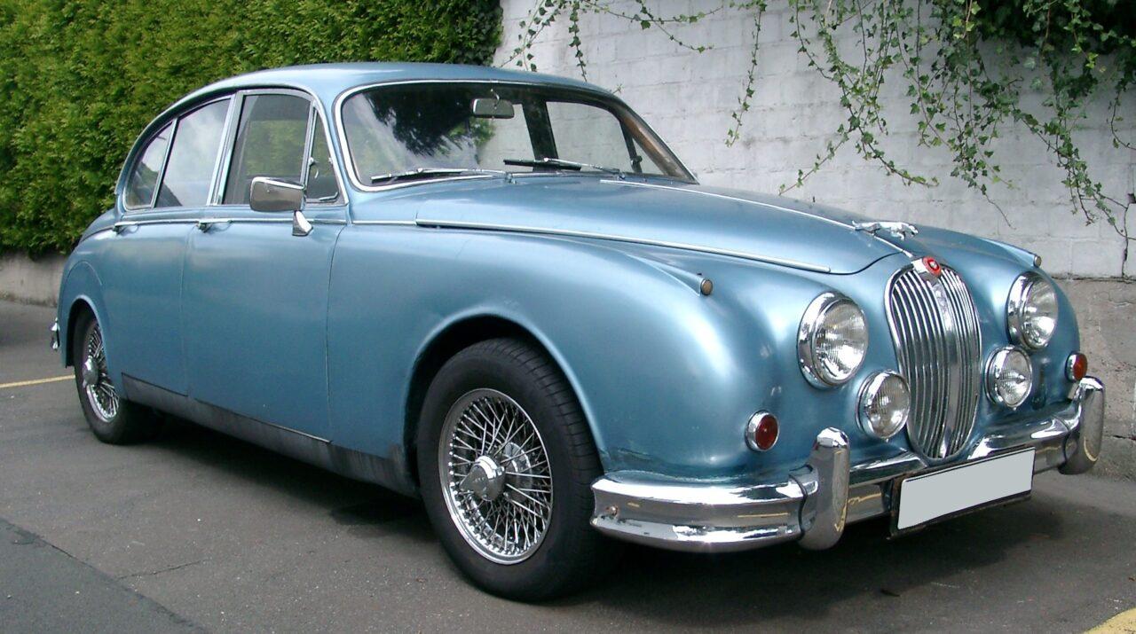 Jaguar MK 2, el primer auto deportivo de la historia