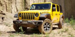 Jeep Wrangler Unlimited Rubicon Xtreme hero