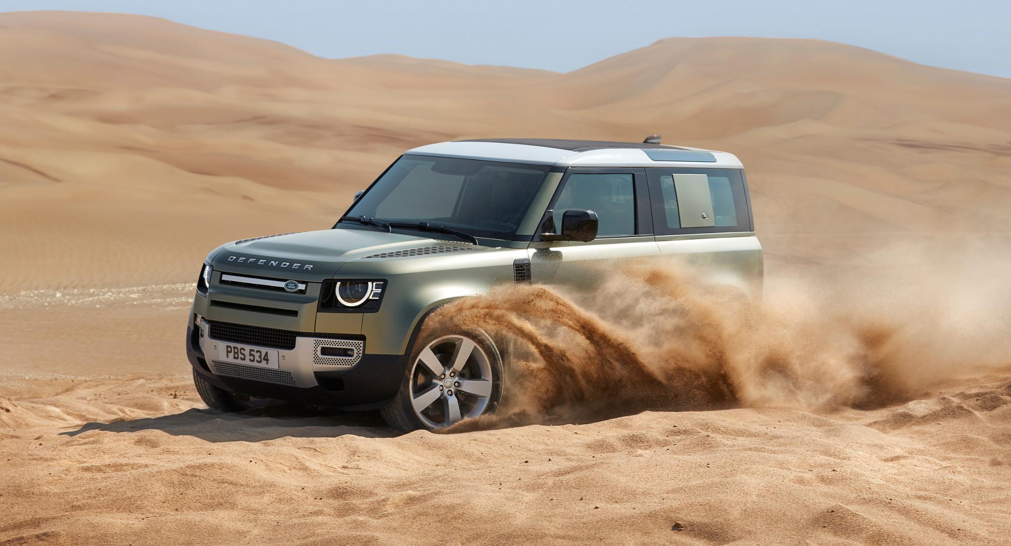 Llega Land Rover Defender a México
