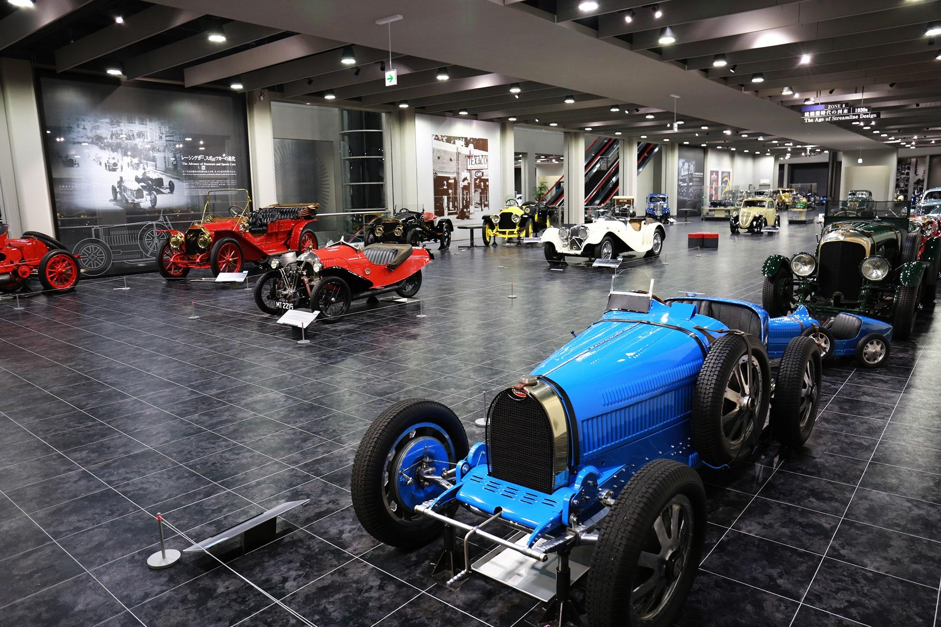 Lunes de museos: Museo del Automóvil Toyota