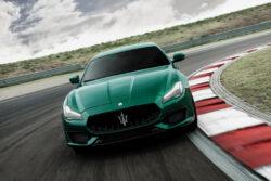 Trofeo, el top de la gama Maserati ahora en Ghibli y Quattroporte