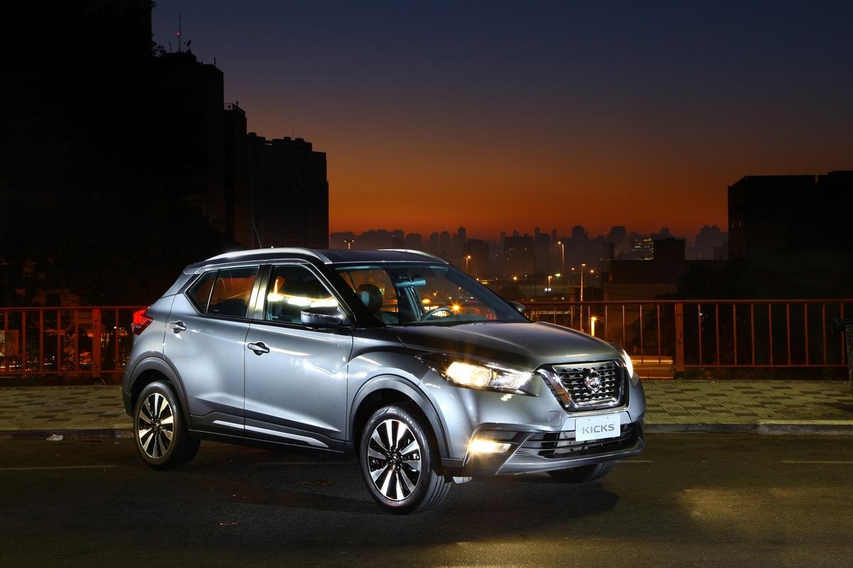 Nissan arranca el año produciendo los nuevos modelos Kicks y March 2021