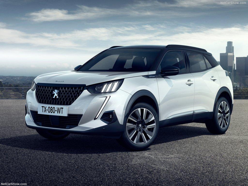 Peugeot 2008 se presenta en su nueva generación