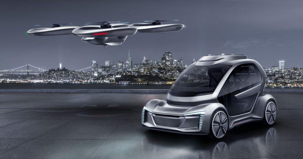 Autos voladores: marcas, lanzamientos, carreras y legislaciones
