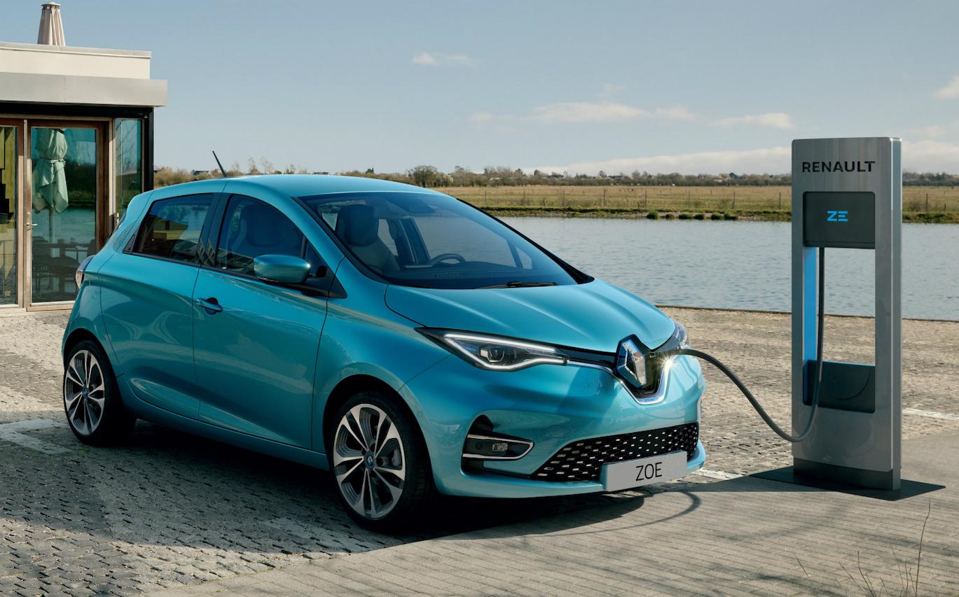 Llegan los Renault eléctricos: Magda López