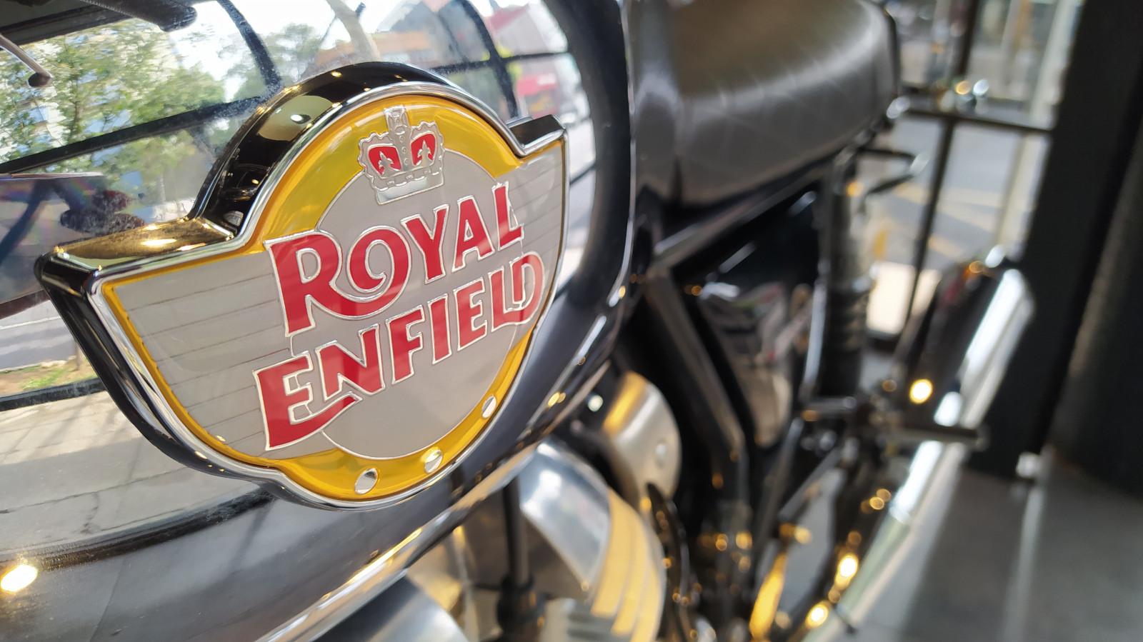 Royal Enfield muestra su pasión e historia