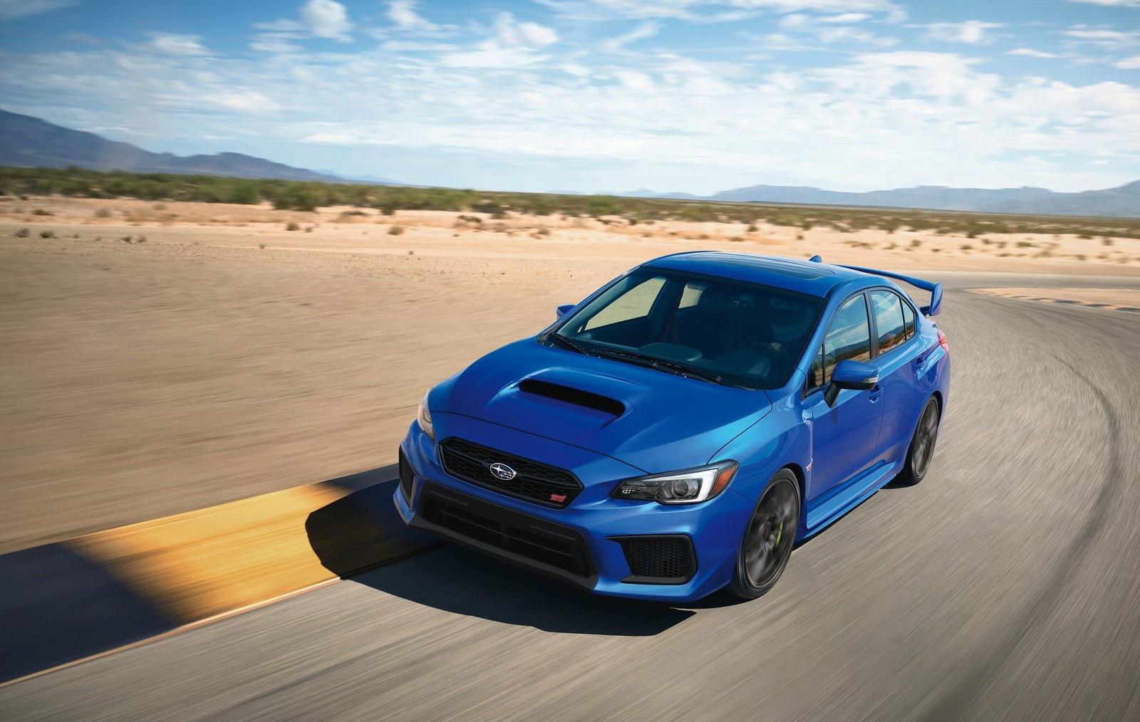 Martes de deportivos: Subaru WRX STI, BMW M340i xDrive y Mercedes-Benz C300 Sport