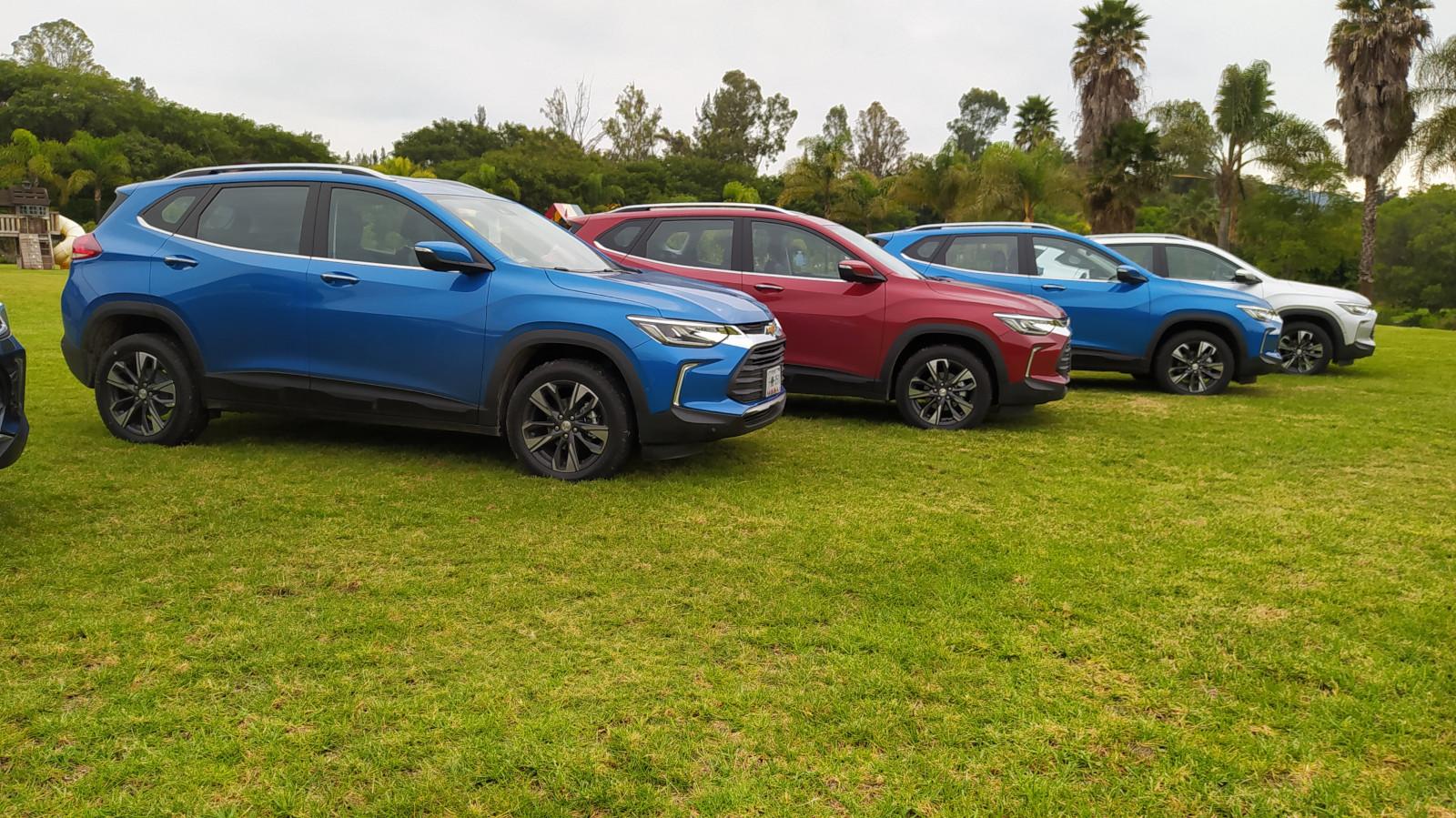 Un viaje diferente con Chevrolet Tracker 2021