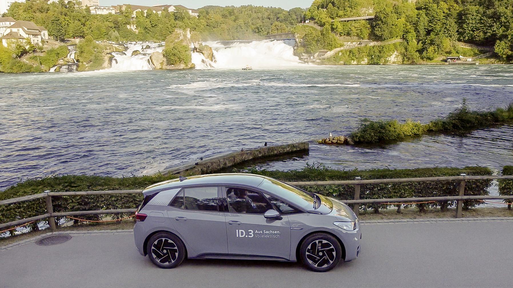 Volkswagen ID.3 realiza un viaje de 531 kilómetros con una sola carga