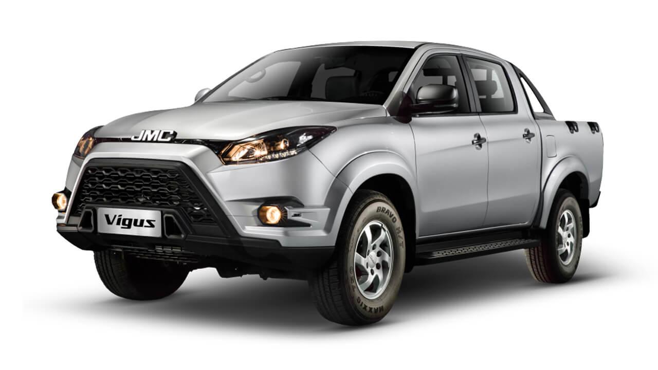 El pickup Vigus es una propuesta seria de BAIC en México