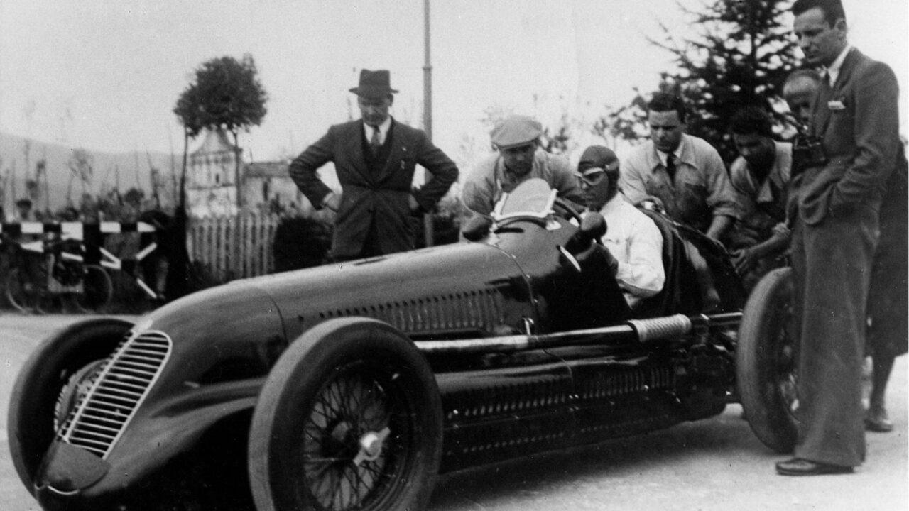 Sin miedo al éxito; el inicio de Maserati