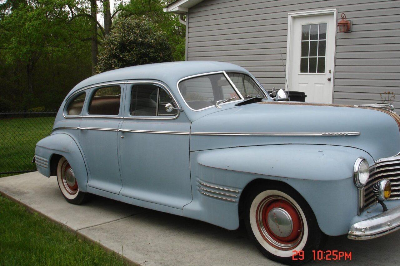Pontiac Torpedo, el 'muscle car' de los 40