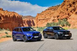 Llegan a México los nuevos BMW X5 M Competition y BMW X6 M Competition