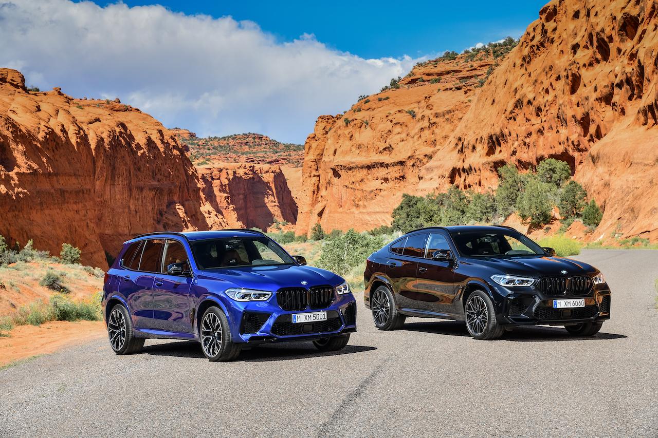 Ya en México, los nuevos BMW X5 M Competition y BMW X6 M Competition