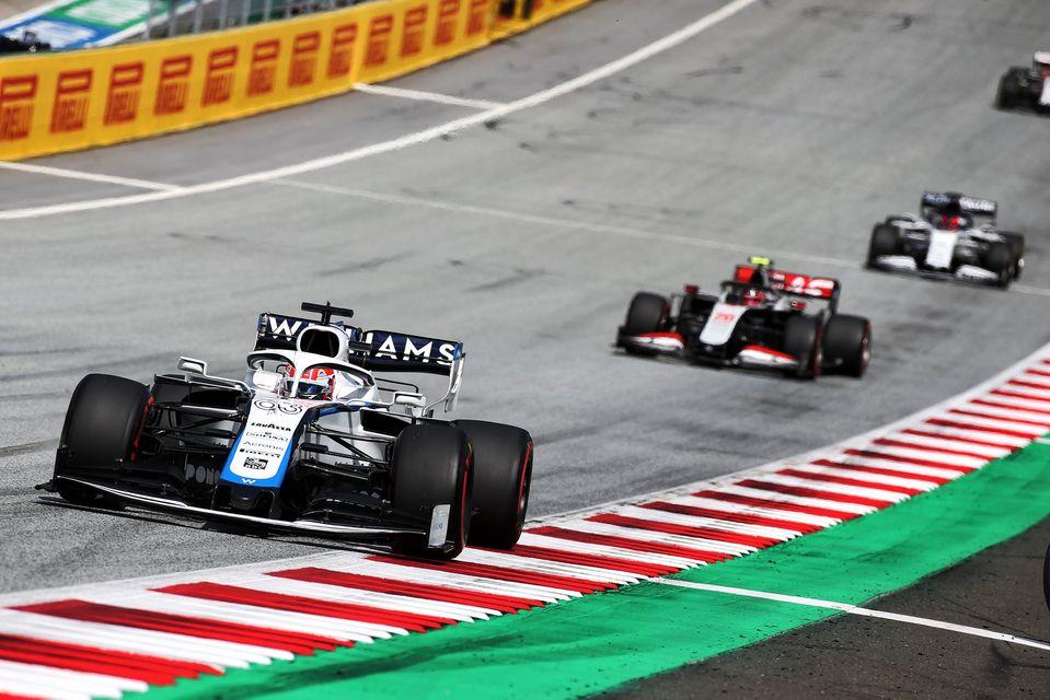 Simon Roberts será temporalmente el jefe de Williams