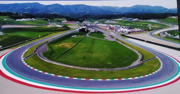 El GP de La Toscana será el primero de 2020 con aficionados