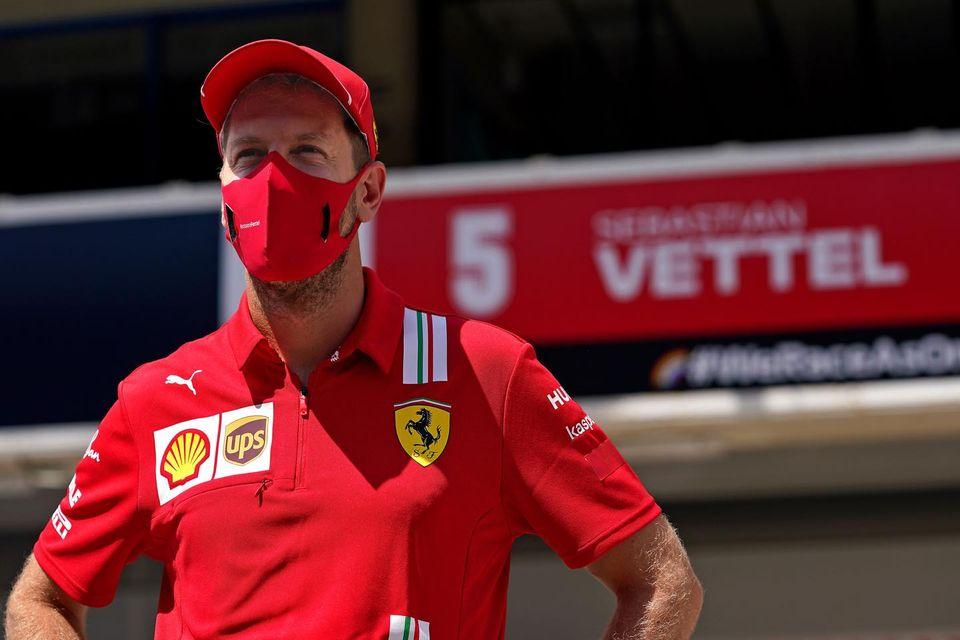 Vettel será quién reemplace a Pérez en Racing Point