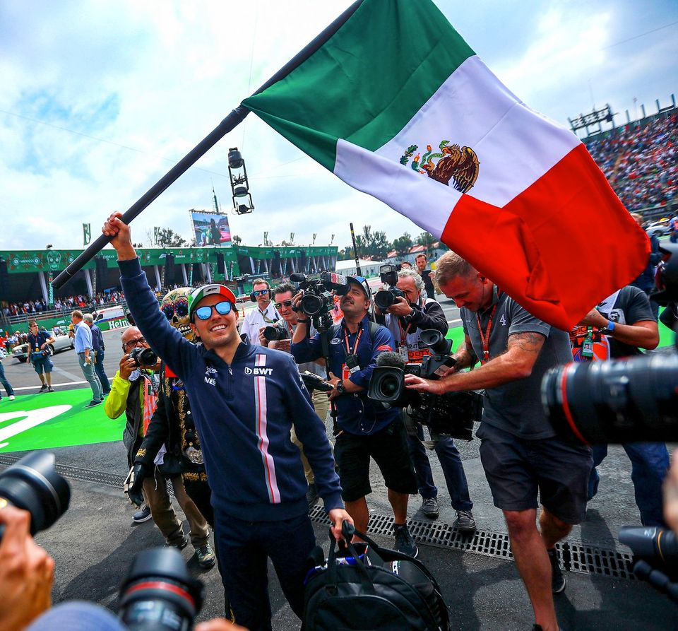 Sergio Pérez decepcionado con Racing Point, ya que empezaron a ocultarle algunas cosas
