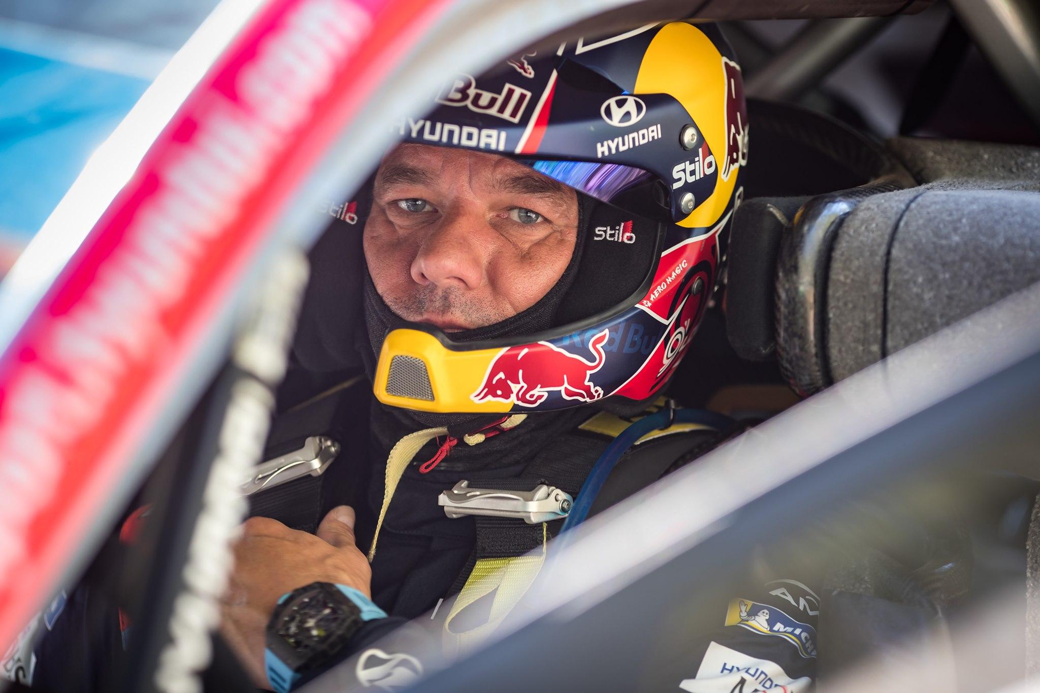 Sébastien Loeb no piensa aun en el retiro