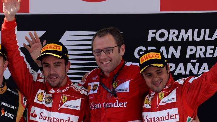 Stefano Domenicali se convertiría en el próximo jefe de la Fórmula 1