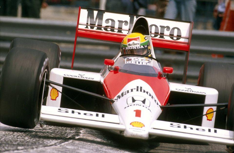 Netflix lanzará una miniserie sobre Ayrton Senna