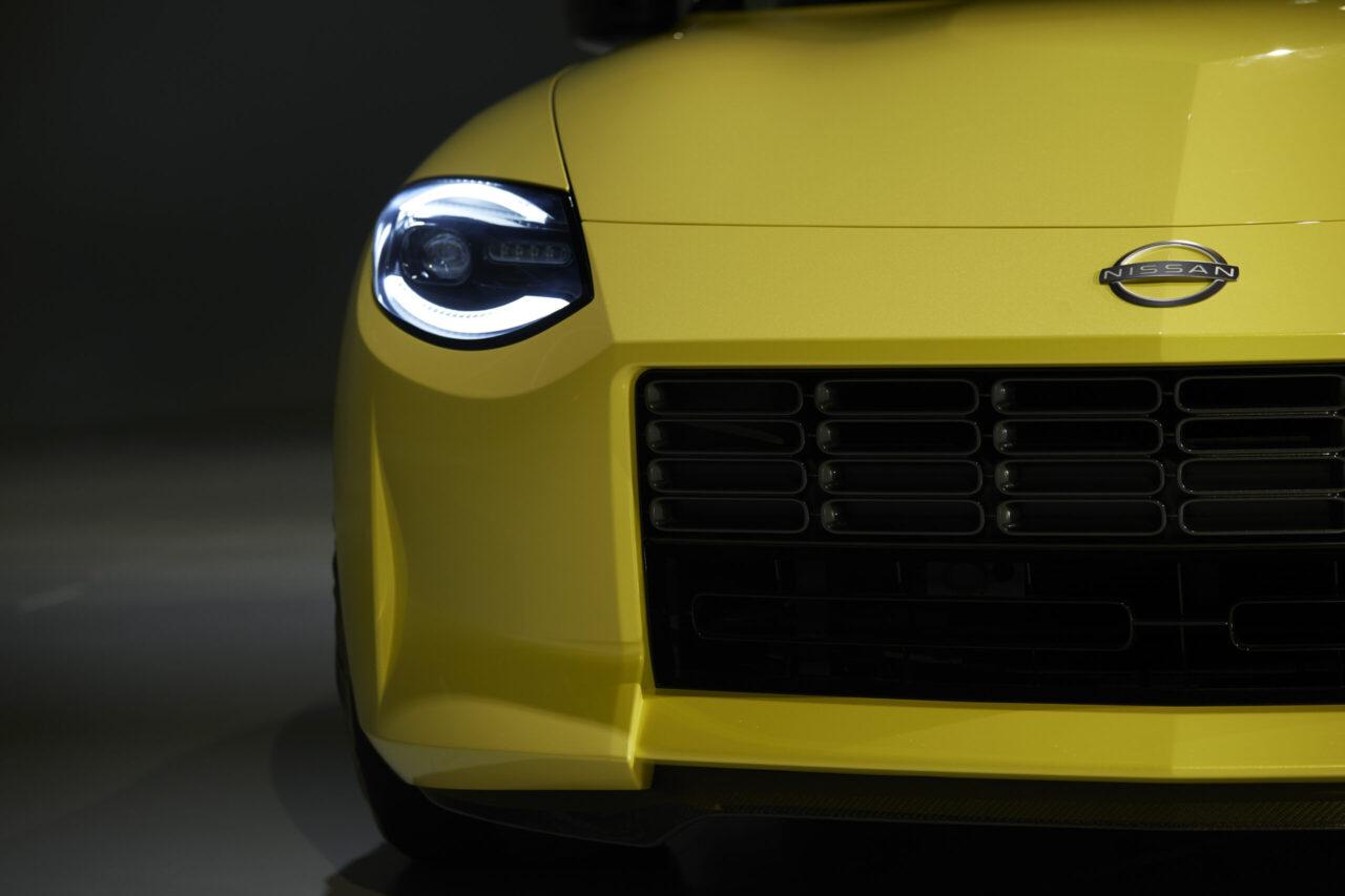 Esto hay detrás del diseño del Nissan Z Proto develado hace unos días