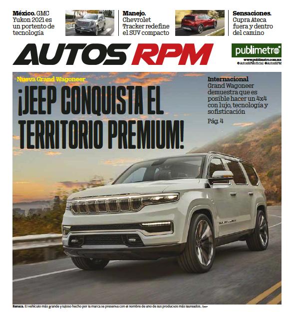 Suplemento Autos RPM 3 de septiembre