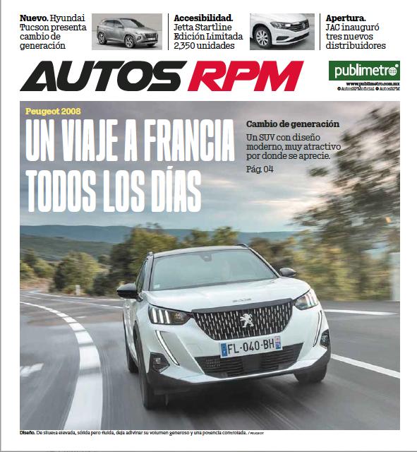 Suplemento Autos RPM 17 de septiembre