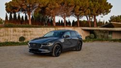 Mazda CX-30 Turbo, te emociona a otro nivel