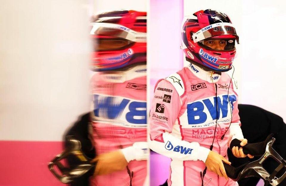 Sergio Pérez no seguirá con Racing Point en 2021
