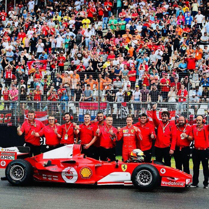 Mick Schumacher debutará en la Fórmula 1
