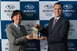 Nace Subaru Financial Services el 1 de octubre