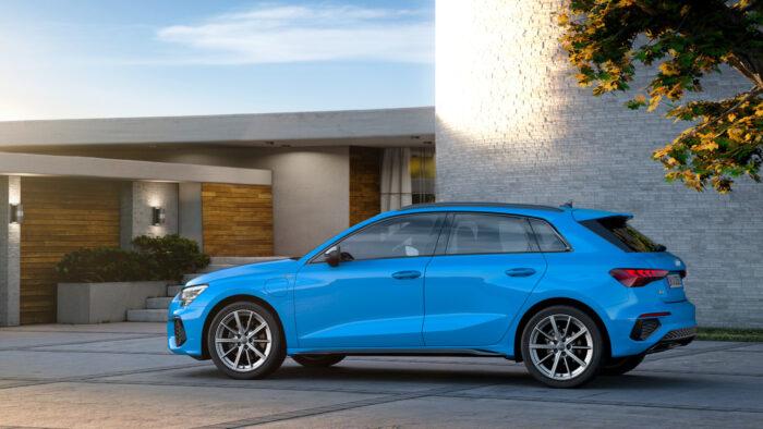 Audi A3 plug-in hybrid,