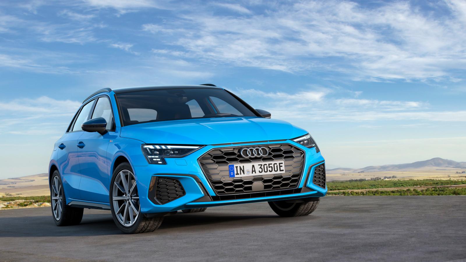 Audi A3 plug-in hybrid, autonomía de hasta 78 kilómetros