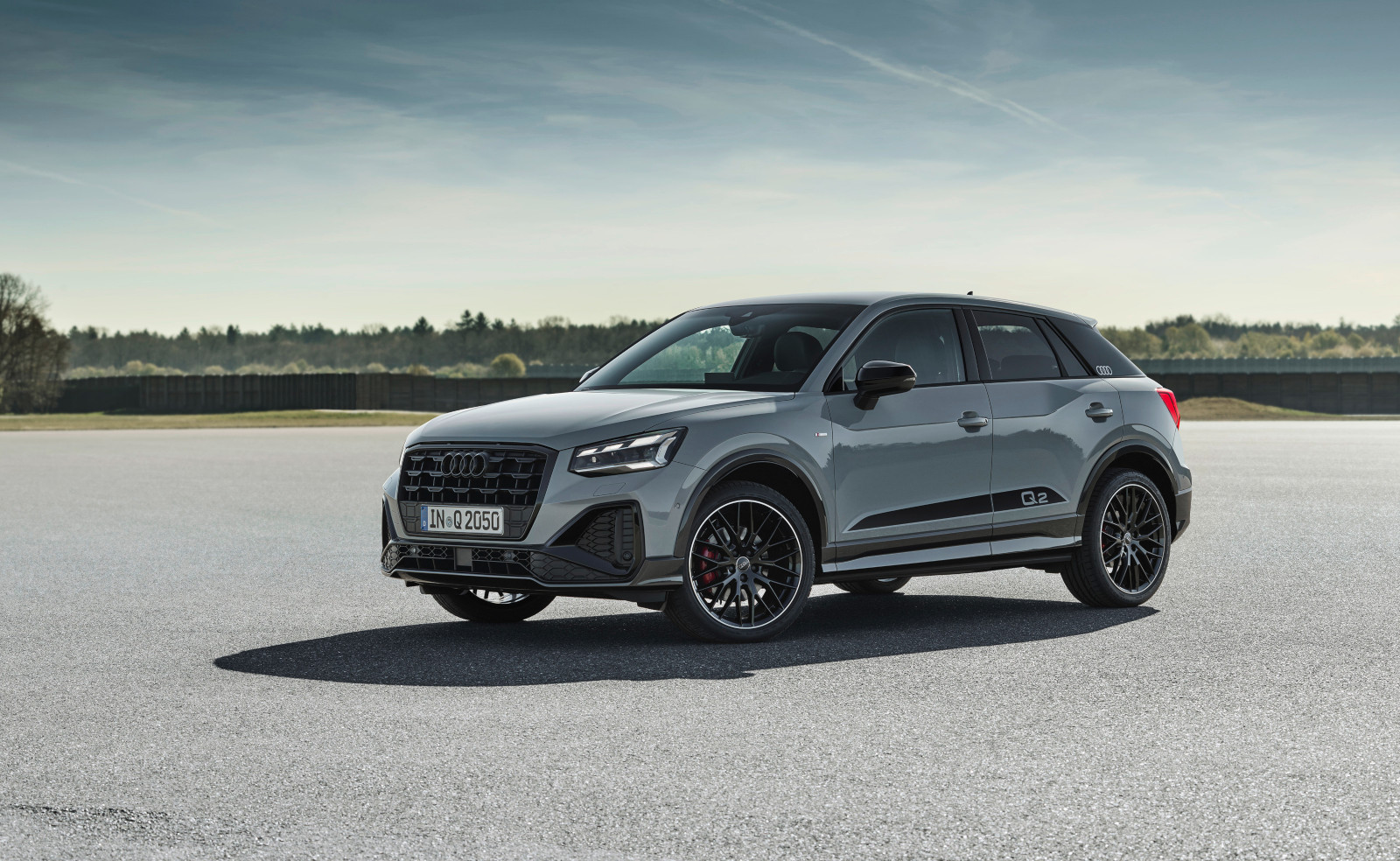 Audi Q2 se actualiza, es más deportivo y tecnológico