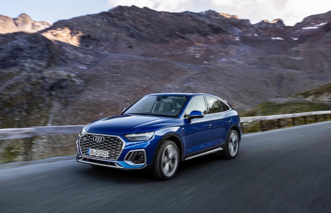 Audi Q5 Sportback, deportividad en todo sentido