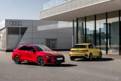 Audi S3, con un diseño más dinámico
