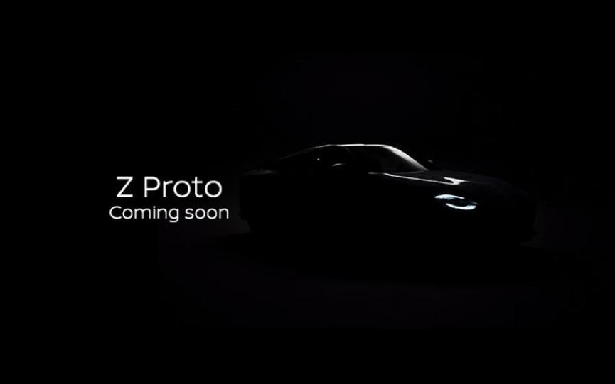 Nissan Z está próximo y adelanta un video