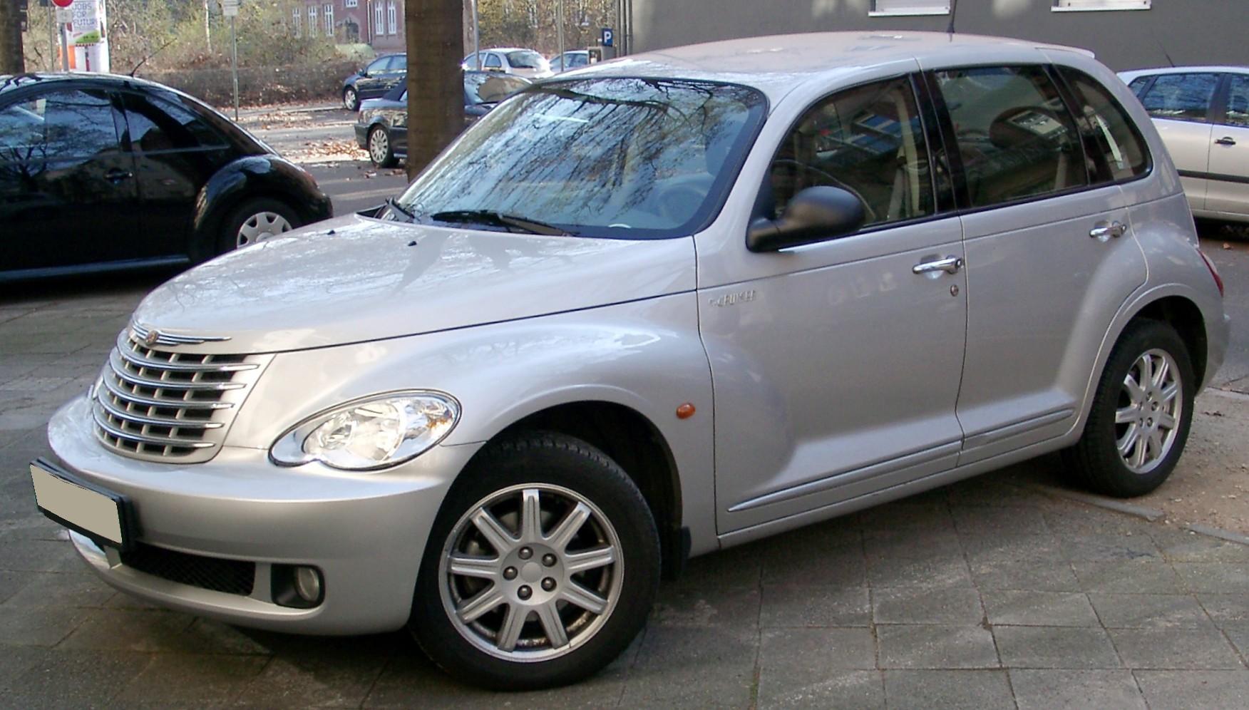 Chrysler PT Cruiser: por qué era amado y odiado, pero nunca indiferente